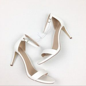 A New Day White Myla Pumps Size 7.5 Worn Once